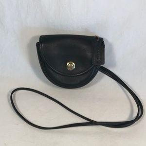 Coach Vintage Tiny Saddle Style Crossbody Bag